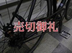 画像3: 〔中古自転車〕Inter Max インターマックス トラックレーサー ピストバイク 700×28C シングル(固定なし) キャリパーブレーキ(シマノ ティアグラ) クイックレリーズ 難あり ブラック