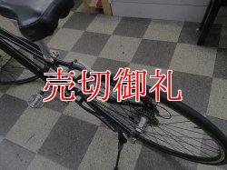 画像4: 〔中古自転車〕MERIDA メリダ クロスバイク 700×25C 3×7段変速 アルミフレーム ブラック