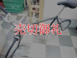 画像5: 〔中古自転車〕BILLION ビリオン SG-2 ミニベロ 小径車 20×1 1/8インチ 2×8段変速 クイックレリーズ クロモリ 実測約10kg タイヤ・チェーン新品 グリーン