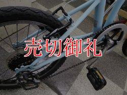 画像3: 〔中古自転車〕RENAULT ルノー 折りたたみ自転車 18インチ 外装6段変速 ライトブルー