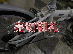 画像3: 〔中古自転車〕DAHON metro ダホン メトロ 折りたたみ自転車 20インチ 外装6段変速 軽量アルミフレーム ホワイト