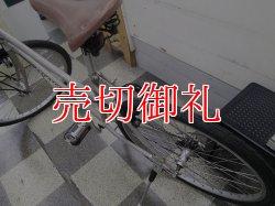 画像4: 〔中古自転車〕PEUGEOT Metro プジョー  メトロ クロスバイク 26インチ 7段変速 カンチブレーキ タイヤ新品 前カゴ付 ライトブラウン