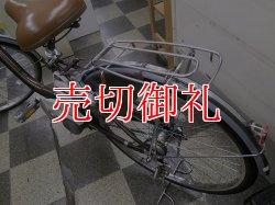 画像5: 〔中古自転車〕ブリヂストン アシスタ 電動アシスト自転車 内装3段変速 26インチ スイッチ式ライト アルミフレーム リチウムイオン BAA自転車安全基準適合 ブラウン