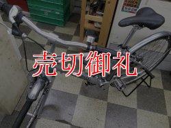 画像4: 〔中古自転車〕LOUIS GARNEAU ルイガノ TR3 クロスバイク 700×35c 7段変速 アルミフレーム シルバー