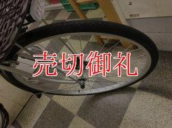 画像2: 〔中古自転車〕ヤマハ PAS パス ナチュラ 電動アシスト自転車 リチウムイオン 26ンチ 内装3段変速 アルミフレーム ハンドルロック BAA自転車安全基準適合 状態良好 シルバー