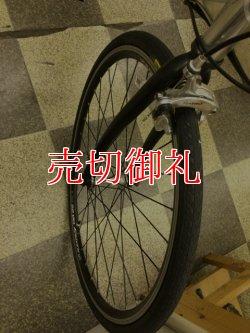 画像2: 〔中古自転車〕GIANT MR4F  ジャイアント ミニベロ 小径車 折りたたみ自転車 24×1.0インチ 2×8段変速 軽量アルミフレーム クイックレリーズ シルバー