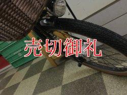 画像2: 〔中古自転車〕ROVER ローバー ミニベロ 小径車 20インチ 外装6段変速 LEDオートライト 状態良好 グリーン
