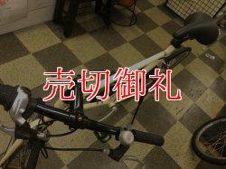画像5: 〔中古自転車〕RAECTIL レクティル クロスバイク 650×25C 外装7段変速 クロモリ タイヤ新品 ホワイト
