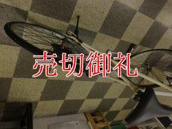 画像4: 〔中古自転車〕RAECTIL レクティル クロスバイク 650×25C 外装7段変速 クロモリ タイヤ新品 ホワイト