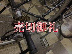 画像4: 〔中古自転車〕RALEIGH ラレー Carlton ロードバイク 700×23C 2×10段変速 クロモリ ブラック