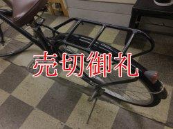 画像4: 〔中古自転車〕シティサイクル 26インチ シングル ブラック