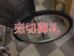 画像2: 〔中古自転車〕シティサイクル 26インチ シングル シルバー