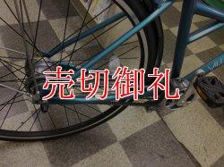 画像3: 〔中古自転車〕ブリヂストン ビレッタ シティサイクル 27インチ 内装8段変速 ベルトドライブ LEDオートライト アルミフレーム BAA自転車安全基準適合 グリーン 状態良好