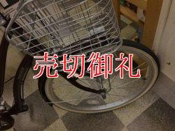 画像2: 〔中古自転車〕ジュニアサイクル 22インチ シングル 状態良好 ブラウン
