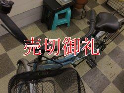 画像5: 〔中古自転車〕シティサイクル ママチャリ 26インチ シングル 青系