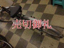 画像4: 〔中古自転車〕シティサイクル 27インチ 内装3段変速 ローラーブレーキ ブラック