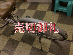 画像4: 〔中古自転車〕PEUGEOT プジョー シティサイクル 26インチ 内装3段変速 シルバー