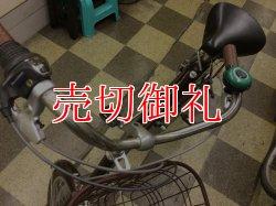 画像5: 〔中古自転車〕ミニベロ 小径車 20インチ 外装6段変速 LEDライト ローラーブレーキ ブラウン