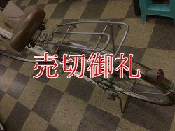 画像4: 〔中古自転車〕マルキン シティサイクル ママチャリ 26ンチ 内装3段変速 オートライト ローラーブレーキ BAA自転車安全基準適合 ホワイト
