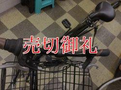 画像5: 〔中古自転車〕シティクロス 27インチ 外装6段変速 LEDオートライト Vブレーキ ブラック