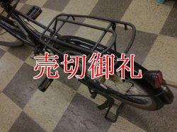画像4: 〔中古自転車〕ミニベロ 小径車 20インチ 6段変速 ブラック