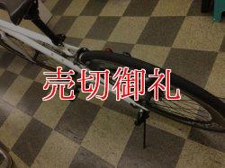 画像4: 〔中古自転車〕ロードバイク 700×28C 7段変速 アルミフレーム ホワイト