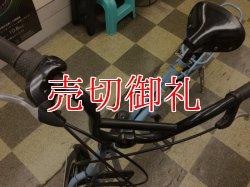 画像5: 〔中古自転車〕ブリヂストン JOSIS Wgn ジョシスワゴン ミニベロ 小径車 20×18インチ 内装3段変速 LEDオートライト ローラーブレーキ BAA自転車安全基準適合 ライトブルー