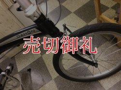 画像2: 〔中古自転車〕DAHON ダホン Mu P9 折りたたみ自転車 20インチ 外装9段変速 軽量アルミフレーム ブラック