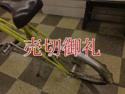 画像4: 〔中古自転車〕BRUNO ブルーノ ミニベロ 小径車 20インチ 外装8段変速 ライトグリーン