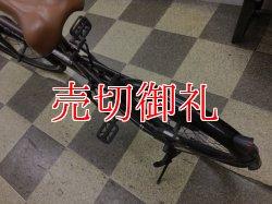 画像4: 〔中古自転車〕折りたたみ自転車 20インチ 外装6段変速 ブラウン