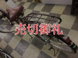 画像4: 〔中古自転車〕マルイシ シティサイクル 26インチ 外装6段変速 LEDオートライト ローラーブレーキ BAA自転車安全基準適合 ブラウン