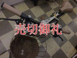 画像5: 〔中古自転車〕MINI ミニ 折りたたみ自転車 20インチ 外装6段変速 ホワイト