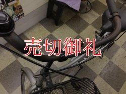 画像5: 〔中古自転車〕シティサイクル ママチャリ 26インチ シングル シルバー
