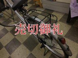画像4: 〔中古自転車〕シティサイクル ママチャリ 26インチ シングル シルバー