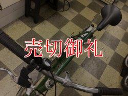 画像5: 〔中古自転車〕Bianchi Merlo ビアンキ メルロー ミニベロ 20インチ 7段変速 Vブレーキ  グリーン