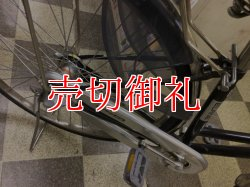 画像3: 〔中古自転車〕マルイシ シティサイクル 27インチ 外装6段変速 LEDオートライト ローラーブレーキ BAA自転車安全基準適合 ブラック