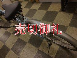 画像4: 〔中古自転車〕シティサイクル 26インチ シングル ライトブルー