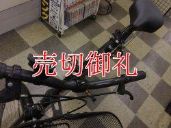 画像5: 〔中古自転車〕シティサイクル 27インチ シングル ブラック