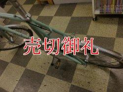 画像4: 〔中古自転車〕Bianchi lepre ビアンキ レプレ 20インチ 2×9段変速 アルミフレーム チェレステ