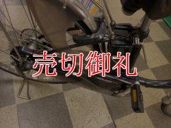 画像3: 〔中古自転車〕パナソニック viviDX 電動アシスト自転車 リチウムイオンバッテリー 26ンチ 内装3段変速 BAA自転車安全基準適合 ブラック