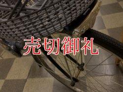 画像2: 〔中古自転車〕パナソニック viviDX 電動アシスト自転車 リチウムイオンバッテリー 26ンチ 内装3段変速 BAA自転車安全基準適合 ブラック