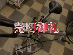 画像5: 〔中古自転車〕折りたたみ自転車 16インチ シングル ノーパンクタイヤ ブラック