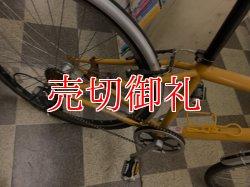 画像3: 〔中古自転車〕RENAULT ルノー クロスバイク 700×32C 外装6段変速 Vブレーキ ライトブラウン