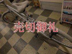 画像4: 〔中古自転車〕クロスバイク 700×28C 外装6段変速 Vブレーキ ホワイト
