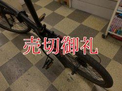画像4: 〔中古自転車〕折りたたみ自転車 20インチ 外装6段変速 軽量アルミフレーム ブラック