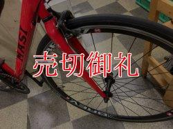 画像2: 〔中古自転車〕ロードバイク 700×28C 外装7段変速 アルミフレーム レッド