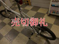 画像4: 〔中古自転車〕GIANT ESCAPE MINI ジャイアント エスケープミニ ミニベロ 小径車 20インチ 7段変速 軽量アルミフレーム ホワイト