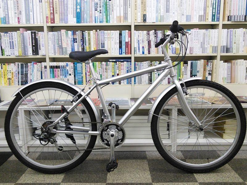 画像1: 〔中古自転車〕良品計画(無印良品) マウンテンバイク 26