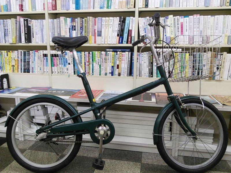 【無印良品】26インチ 自転車 【白】の画像