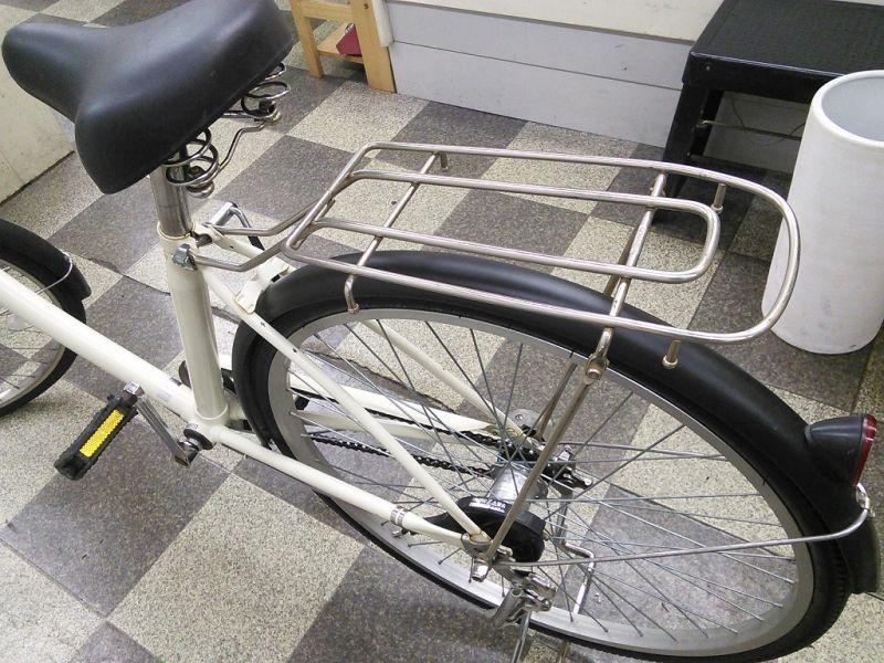 画像4: 〔中古自転車〕良品計画(無印良品) 子供乗せ自転車